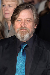 © Licensed to London News Pictures. 22/03/2016. MARK HAMILL attends the Batman V Superman: Dawn of Justice European film premiere. The film is based on the DC Comics characters. London, UK. Photo credit: Ray Tang/LNP