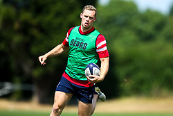 Matt Welsh in action as Bristol Bears train and prepare for the 2018/19 Gallagher Premiership Rugby Season - Mandatory by-line: Robbie Stephenson/JMP - 16/07/2018 - RUGBY - Clifton Rugby Club - Bristol, England - Bristol Bears Training