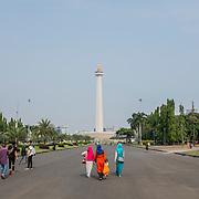 Merdeka square, Independence square, Jakarta, Indonesia