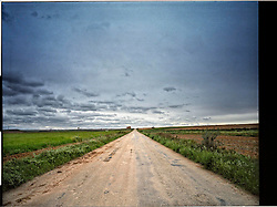 Teruel,Spain<br /> A lonely road.<br /> &copy;Carmen Secanella