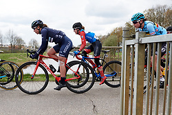 Lea Lin Teutenberg (GER) at Healthy Ageing Tour 2019 - Stage 3, a 124 km road race starting and finishing in Musselkanaal, Netherlands on April 12, 2019. Photo by Sean Robinson/velofocus.com