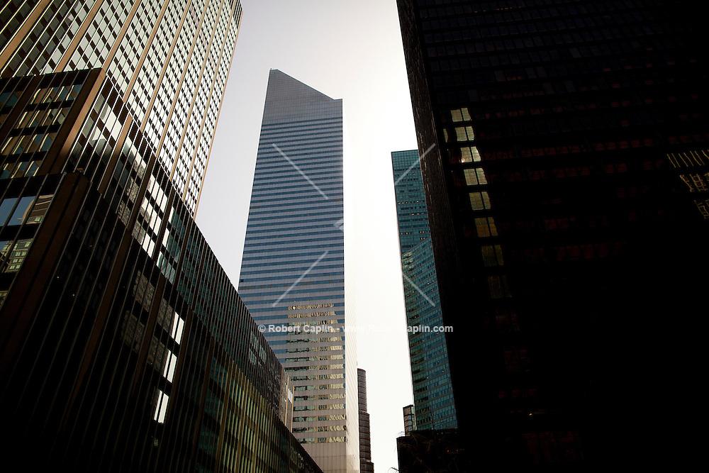 New York Skyline...Photo by Robert Caplin...