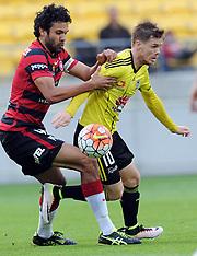 Wellington-Football, A- League, Phoenix v Sydney Wanderers FC