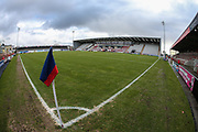 Globe Arena, home of Morcambe FC during the EFL Sky Bet League 2 match between Morecambe and Forest Green Rovers at the Globe Arena, Morecambe, England on 17 February 2018. Picture by Shane Healey.