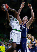 NCAAW Basketball - Notre Dame Fighting Irish vs UCONN Huskies - South Bend, In