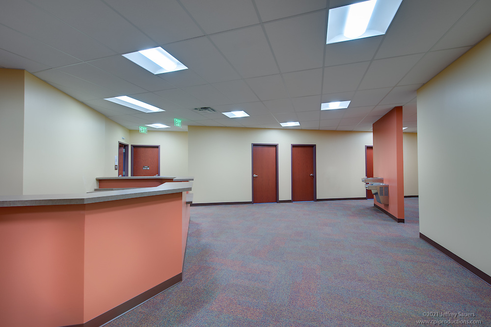 1525 N Calvert Street offices interior image in Baltimore Maryland by Jeffrey Sauers of Commercial Photographics, Architectural Photo Artistry in Washington DC, Virginia to Florida and PA to New England