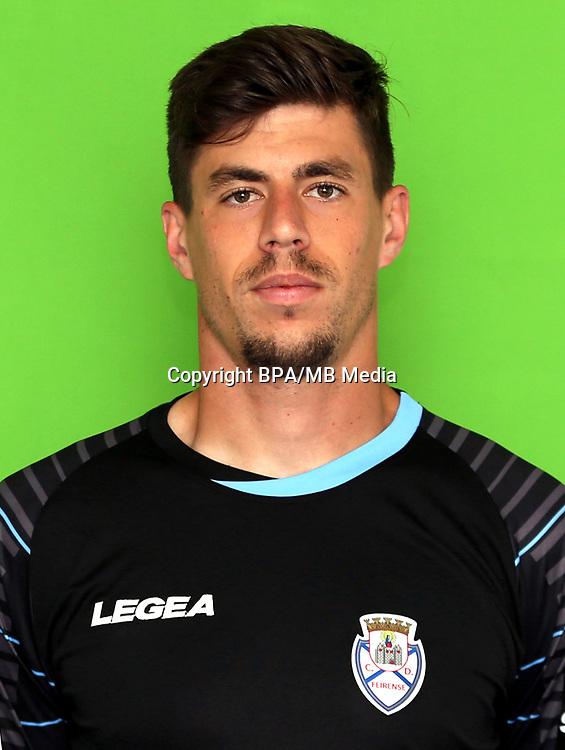 """Portugal - Primera Liga NOS 2017-2018 / <br />( C.D. Feirense ) - <br />Caio Gobbo Secco """" Caio Secco """""""