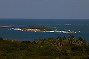 Itamaraca_PE, Brasil...Vista panoramica da Coroa do Aviao...The panoramic view of Coroa do Aviao...Foto: LEO DRUMOND / NITRO