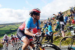 Karol-Ann Canuel (CAN) at UCI Road World Championships 2019 Women's Elite Road Race a 149.4 km road race from Bradford to Harrogate, United Kingdom on September 28, 2019. Photo by Sean Robinson/velofocus.com