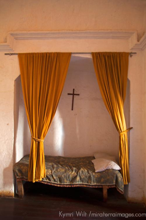 South America, Peru, Arequipa. Nuns Quarter at Monasterio de Santa Catalina.