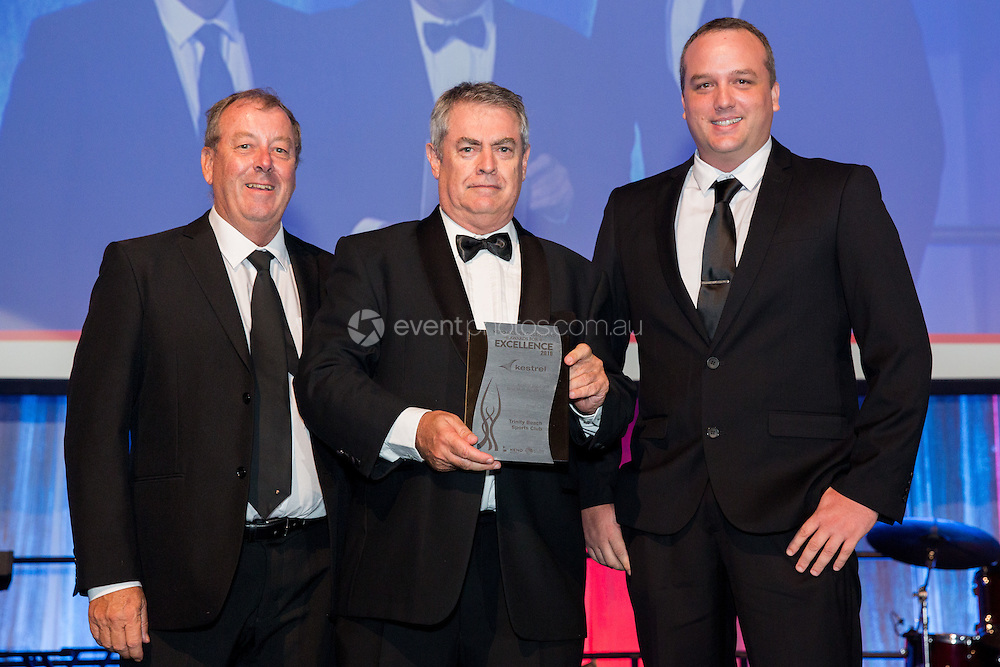 Keno & Clubs Queensland Awards for Excellence 2016 - March 1, 2016: Brisbane Convention and Exhibition Centre, Brisbane, Queensland, Australia. Credit: Pat Brunet / Event Photos Australia