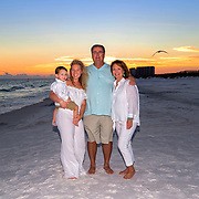 Dumas Family Beach Photos