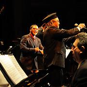 Performance = Emilio Suárez , Juan De Marcos, and Gabriel Hernandez Cadenas piano