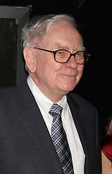 Sept. 20, 2010 - New York, NY, USA - Warren Buffet at the New York Premiere of : 'Wall Street 2: Money Never Sleeps' (Credit Image: © Dan Herrick/ZUMAPRESS.com)