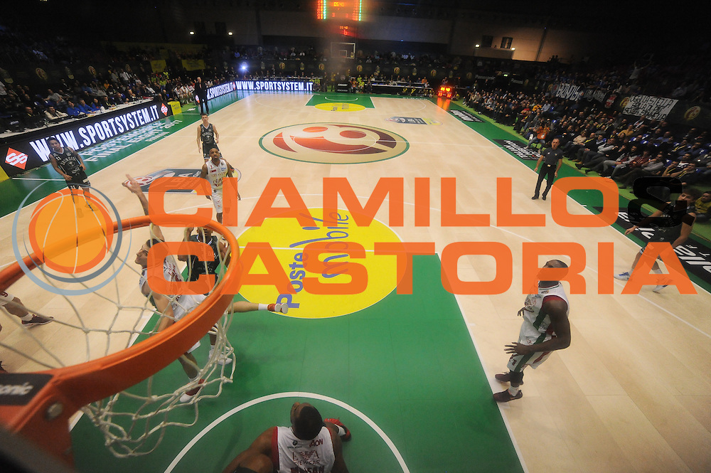 Marketing<br /> Poste Mobile Final Eight F8 2017 <br /> Lega Basket 2016/2017<br /> Rimini, 19/02/2017<br /> Foto Ciamillo-Castoria/M.Longo