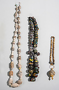 Islamic glass beads necklaces