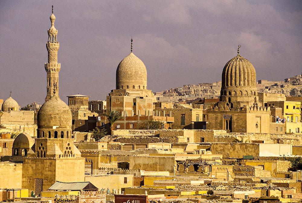 City of the Dead, Islamic Cairo, Cairo, Egypt