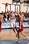 DESCRIZIONE : Chieti Italy Italia Eurobasket Women 2007 Italia Russia Italy Russia<br /> GIOCATORE : Laura Macchi<br /> SQUADRA : Italia Italy<br /> EVENTO : Eurobasket Women 2007 Campionati Europei Donne 2007<br /> GARA : Italia Russia Italy Russia<br /> DATA : 24/09/2007<br /> CATEGORIA : Penetrazione Tiro<br /> SPORT : Pallacanestro <br /> AUTORE : Agenzia Ciamillo-Castoria/E.Castoria<br /> Galleria : Eurobasket Women 2007<br /> Fotonotizia : Chieti Italy Italia Eurobasket Women 2007 Italia Russia Italy Russia<br /> Predefinita :
