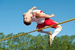 LEPIATO Maciej, POL, High Jump, T46, 2013 IPC Athletics World Championships, Lyon, France