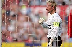01-06-2003 NED: Amstelcup finale FC Utrecht - Feyenoord, Rotterdam<br /> FC Utrecht pakt de beker door Feyenoord met 4-1 te verslaan / Harold Wapenaar