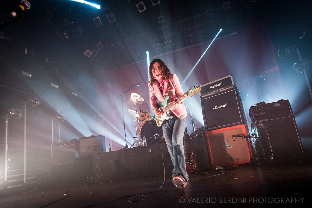 The Lemon Twigs live at Koko in London on 29 Mar 2017. The Long Island, New York band formed by Michael and Brian D'Addario Brothers, play their biggest and sold-out show in London.