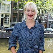 NLD/Amsterdam/20130906 - Perspresentatie cast Hartenstraat, Stacey Rookhuizen