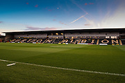 Sky Bet League 1 Burton Albion's Pirelli Stadium, Burton upon Trent, England on 20 October 2015. Photo by Aaron Lupton.