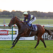 Breden and William Buick winning the 5.15 race