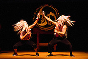 Kodo, the world's leading Taiko drumming ensemble, kick off their UK tour with spectacular new show at The Lighthouse, Poole. UK.