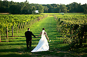 New Hampshire Vineyard Wedding