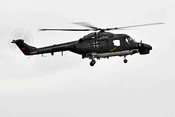 Sea Lynx Mk88a Helicopter, German Navy,  Royal International Air Tattoo, RAF Fairford Gloustershire, Friday 17th July 2015Royal International Air Tattoo, RAF Fairford, Glostershire, 16th July 2015