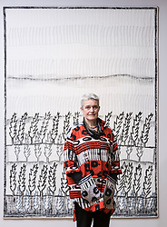 An exhibition exploring the work of Pauline Burbidge and Charles Poulsen opens at Edinburgh's City Art Centre on 4 November 2017 to 4 March 2018. <br /> <br /> Drawing is at the heart of both Pauline and Charlie's practice. Charlie makes large scale drawings on paper and sculpture which he describes as 3D drawings. Pauline thinks of her stitching as drawn lines and also draws directly onto the fabric. Both artists connect strongly with an abstract vision.