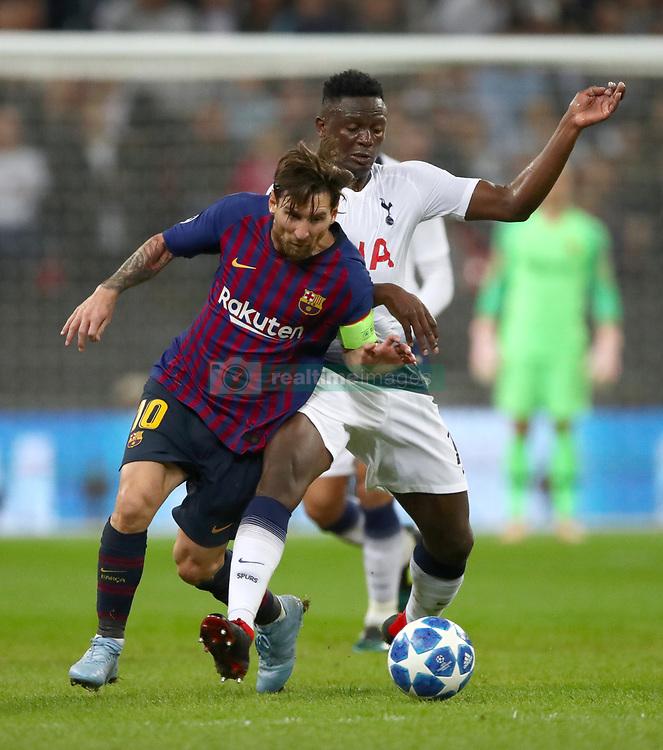 صور مباراة : توتنهام - برشلونة 2-4 ( 03-10-2018 )  38927872