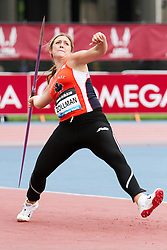 Samsung Diamond League adidas Grand Prix track & field; Grace Zollman, USA, Javelin