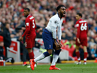 Football - 2018 / 2019 Premier League - Liverpool vs. Tottenham Hotspur<br /> <br /> Danny Rose of Tottenham Hotspur, at Anfield.<br /> <br /> COLORSPORT/ALAN MARTIN