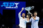 14-11-2019. Nitto ATP Finals Tennis 141119
