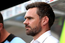Scunthorpe United manager Graham Alexander - Mandatory by-line: Robbie Stephenson/JMP - 23/08/2016 - FOOTBALL - Glanford Park - Scunthorpe, England - Scunthorpe United v Bristol City - EFL Cup second round