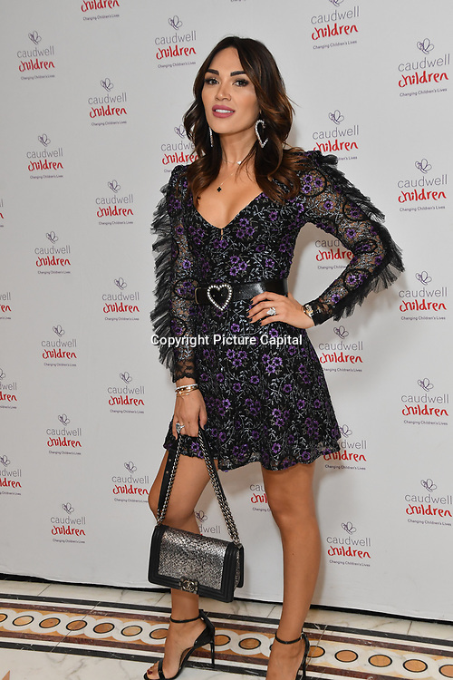 Nigora Bannatyne attends the Children's charity hosts fashion and beauty lunch event, with live entertainment at The Dorchester, London, UK. 12 October 2018.