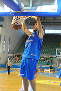 Cipro, 06/08/2011<br /> Cipro European Basketball Tour Italia Russia Italy Russia<br /> Nella foto: stefano mancinelli<br /> Foto Ciamillo