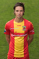 Orhan Dzepar during the team presentation of Go Ahead Eagles on July 15, 2016 at the Adelaarshorst Stadium in Deventer, The Netherlands.