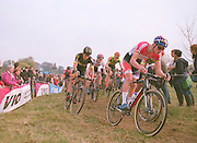 Belgium, November 1 2016:  Images of the 2016 Koppenbergcross cyclocross races. Copyright 2016 Peter Horrell.