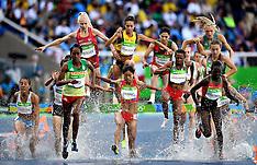 20160813 Rio 2016 Olympics - Atletik 3000 meter forhindringsløb