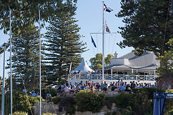 WMRT Match Cup Australia, Royal Freshwater Bay, Perth, WA. 25th March 2017.