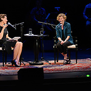 NHPR's Virginia Prescott interviews Judy Blume at The Music Hall, July 14, 2016