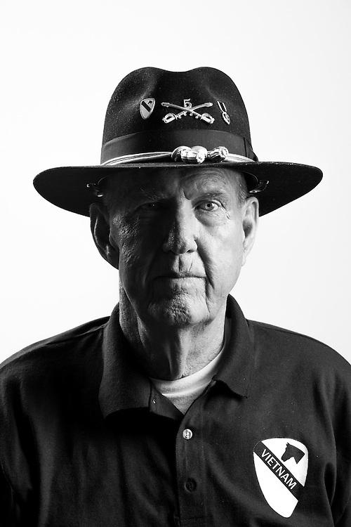 Danny C. Terry<br /> Army<br /> O-4<br /> Infantry<br /> Apr. 15, 1957 - June 30, 1978<br /> Vietnam<br /> <br /> Veterans Portrait Project<br /> Columbus, GA