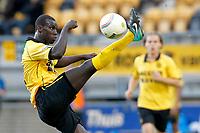 roda - willem II , kerkrade 31-10-2010  , eredivisie voetbal , seizoen 2010-2011. pa-modou kah
