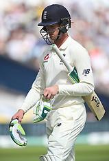 England v India - Specsavers First Test - Day Three - Edgbaston - 3 Aug 2018