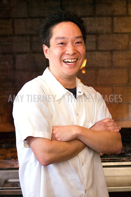 Chef Bryant Ng