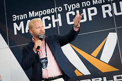 6th August 2017. WMRT Match Cup Russia, St Petersburg, Russia.