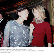 Barbara Amiel & Nicola Fornby. <br />